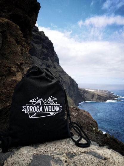 worek plecak turystyczny droga wolna