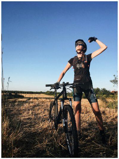 droga wolna kolarstwo rower mtb